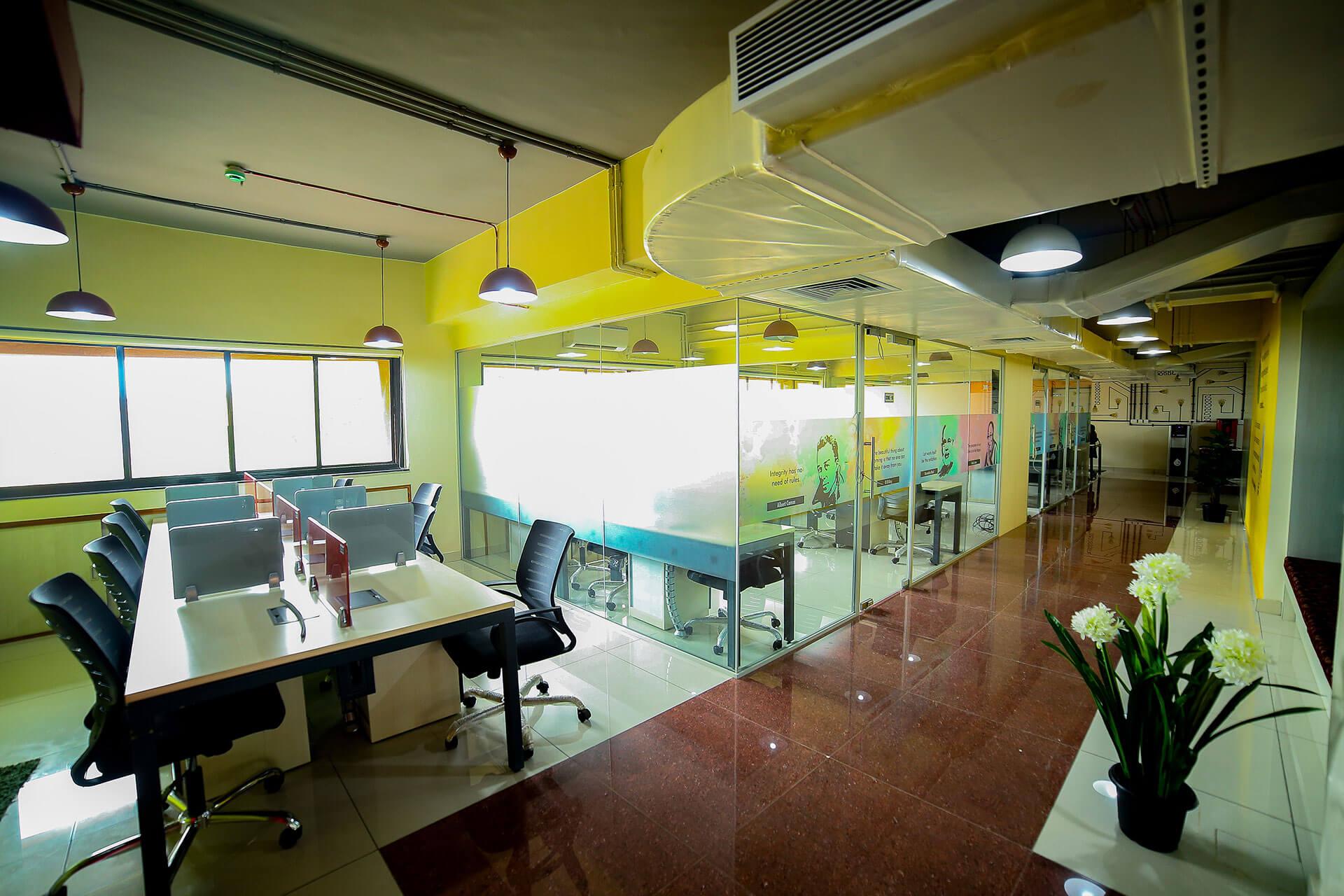 Ignite Innovation Hub Coworking Space in Goa