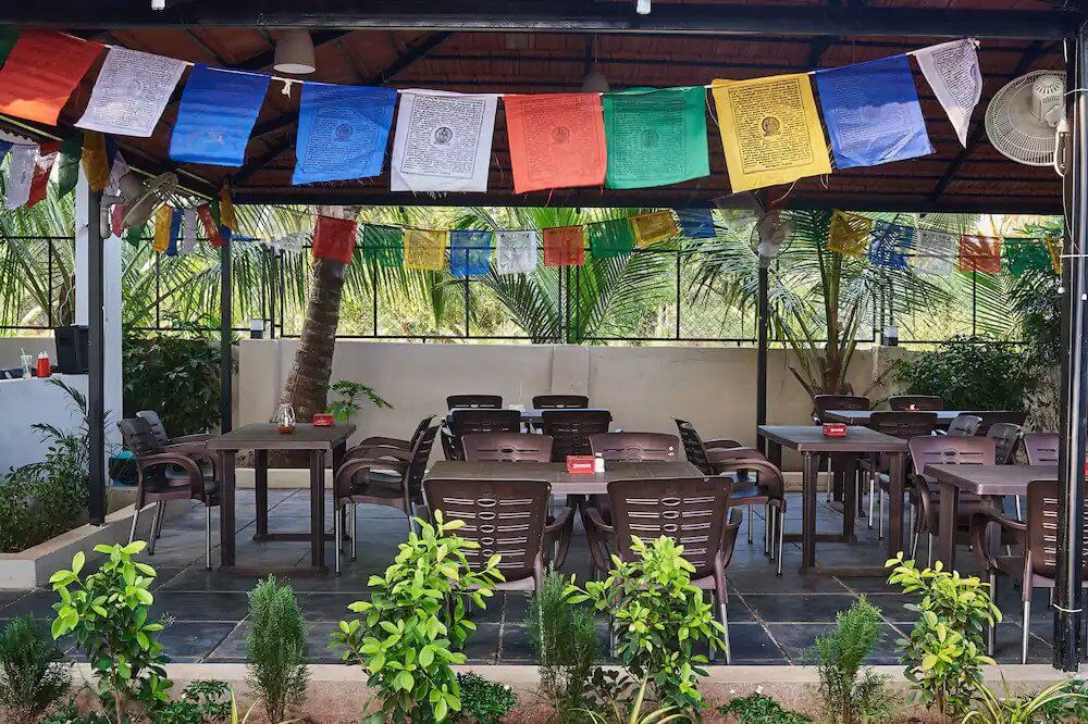 Moustache Cowork Hostel Coworking Space in Goa