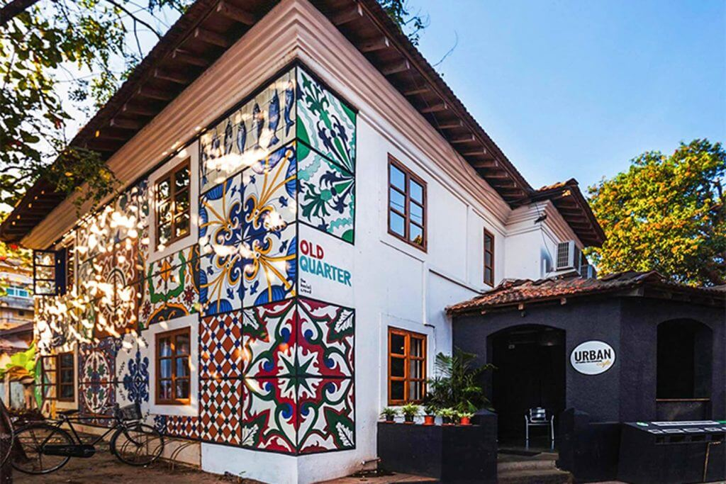 Old Quarter Hostel Coworking Space in Goa
