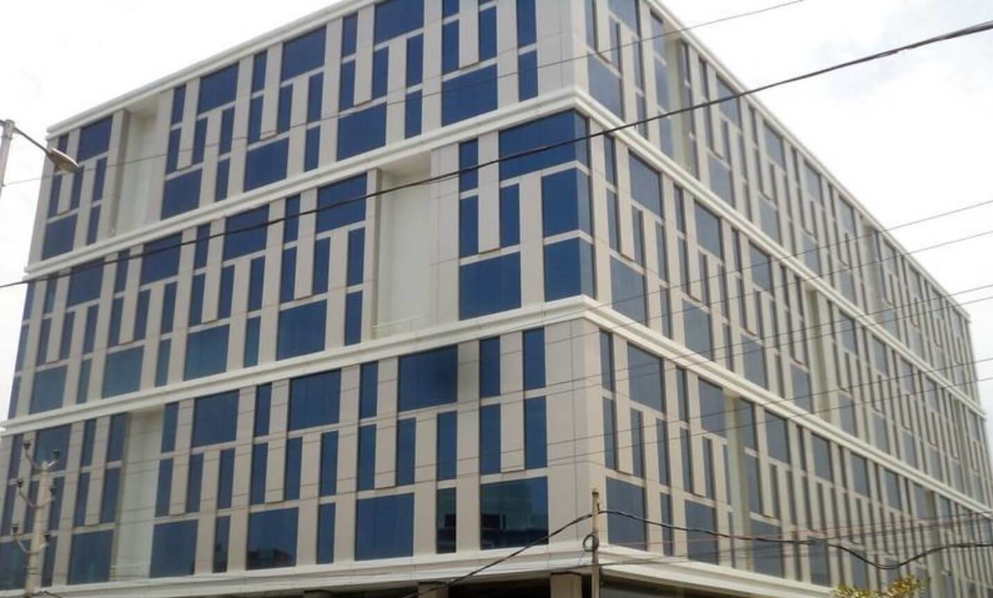 Office Space for Rent in Hyderabad at Krishna Sapphire