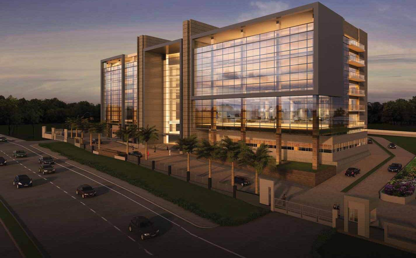 Office Space for Rent in Hyderabad at Purva Summit