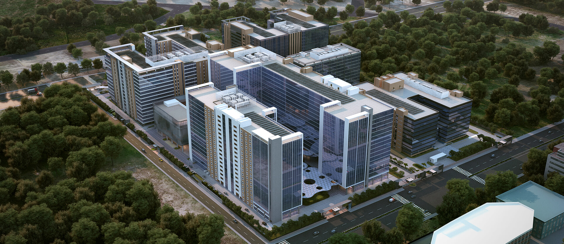 Office Space for Rent in Hyderabad at Salarpuria Knowledge Park