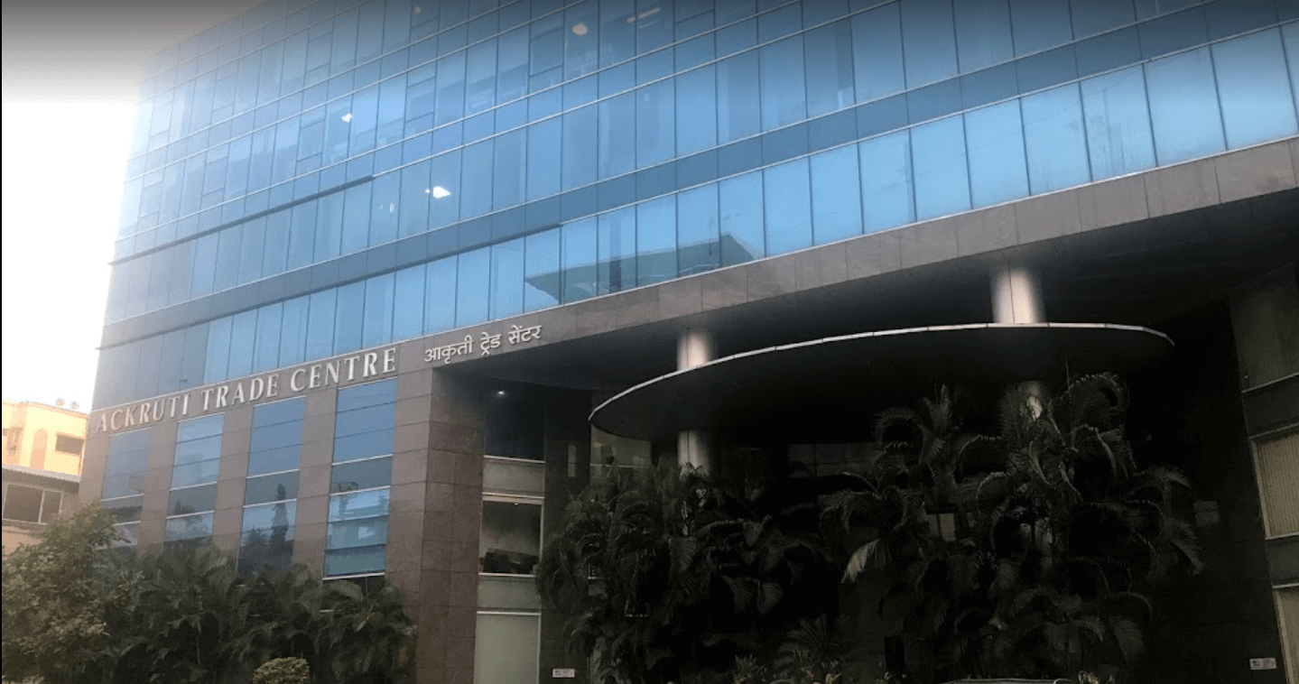 Office Space for Rent in Mumbai at Ackruti Trade Centre