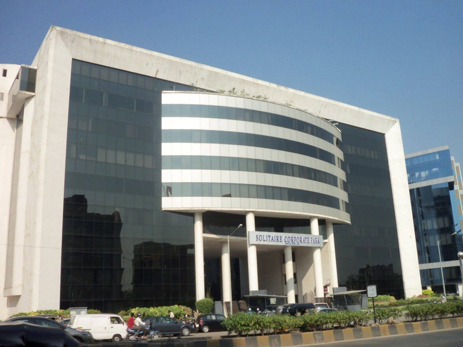 Office Space for Rent in Mumbai at Solitaire Corporate Park