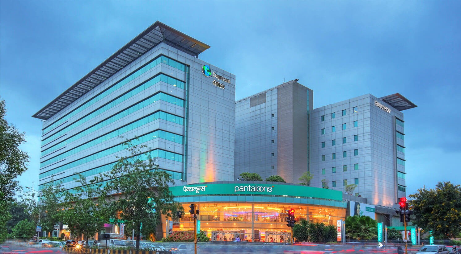 Office Space for Rent in Pune at ICC Tech Park