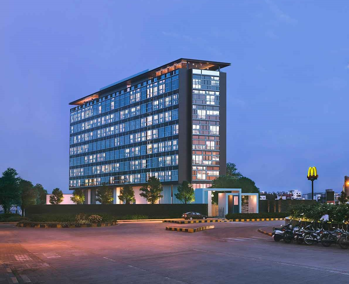 Office Space for Rent in Pune at V18