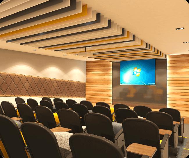 DevX- Auditorium Hall in Ahmedabad