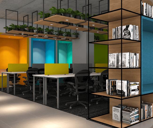 DevX- Dedicated desk space in Ahmedabad