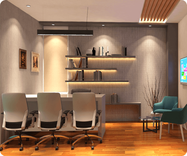 DevX - Office cabin on rent in Ahmedabad