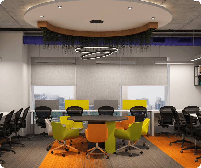 DevX- Ready to move office space in Ahmedabad
