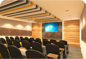 Training Room in Ahmedabad
