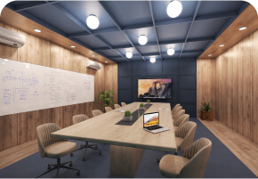 Manager Cabin in Ahmedabad
