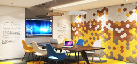 DevX Hyderabad WorkSpace