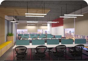 Studio Office in Mumbai