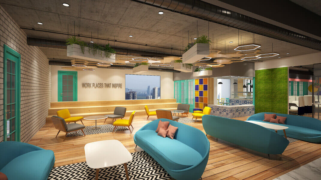 DevX- The best co-working space in India