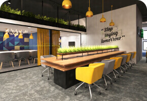 DevX Managed Office ZERO Capital Investment