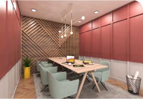 Meeting Room in Vadodara