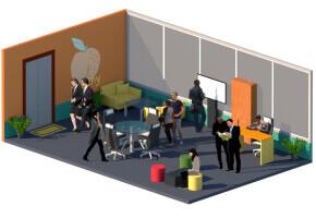 DevX Co Working Space in Vadodara