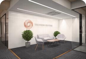DevX Managed Office Dedicated Branding Space