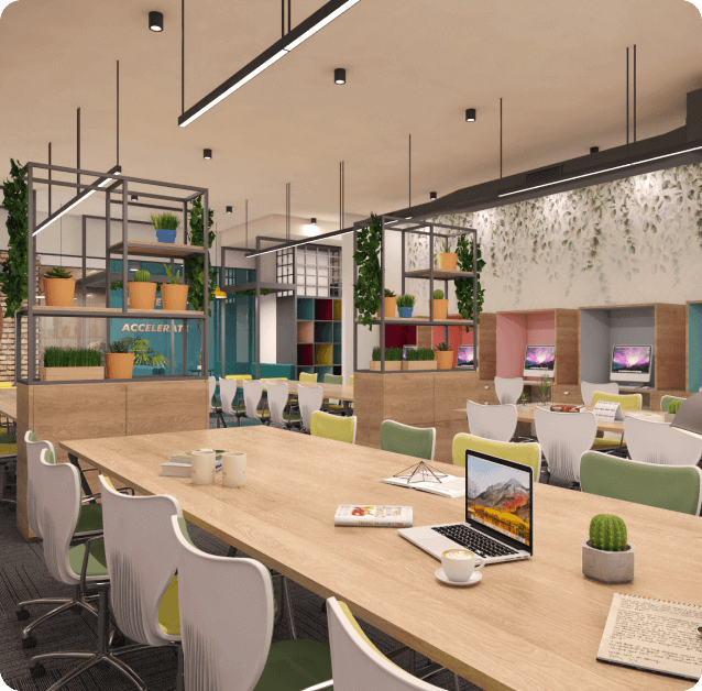 DevX- Investment in co-working space