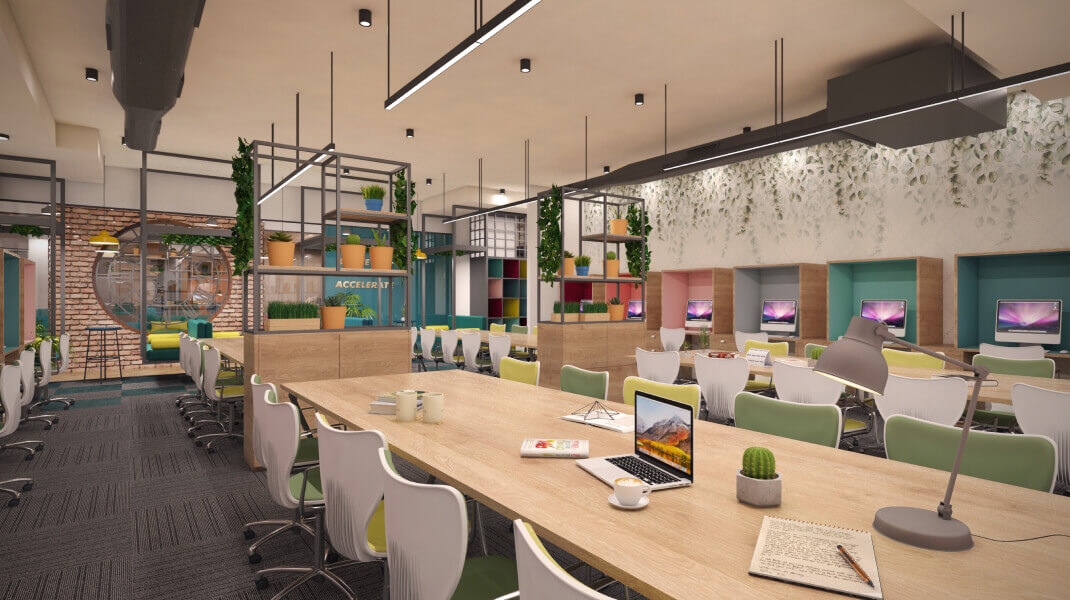 DevX - Ready to Move Office Space in Delhi