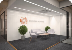 DevX Managed Office Dedicated Branding Space