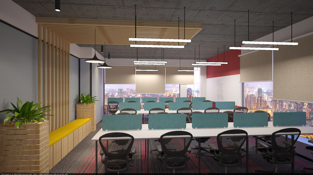 DevX - Fully Furnished Office Space in Nagpur