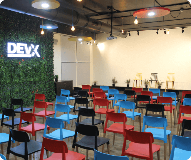 DevX- Event room in Andheri, Mumbai