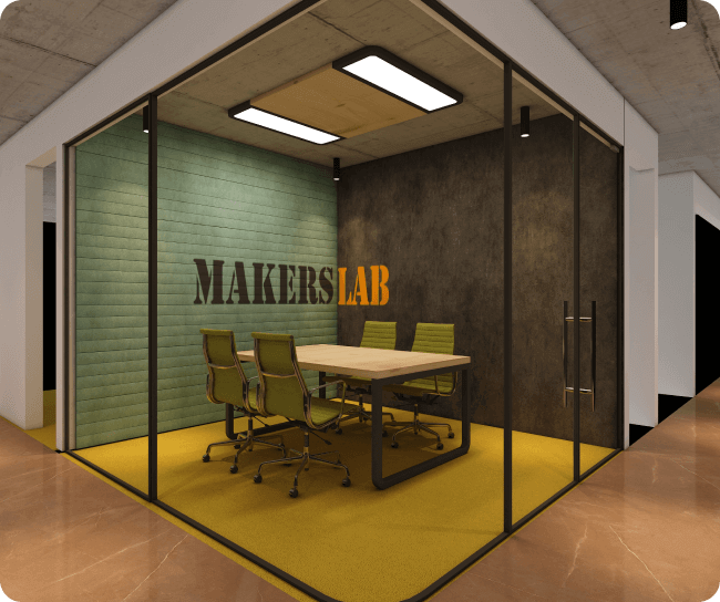 DevX- Meeting room in Andheri, Mumbai