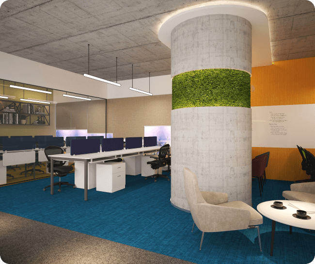 DevX- fully furnished office on rent in Andheri, Mumbai