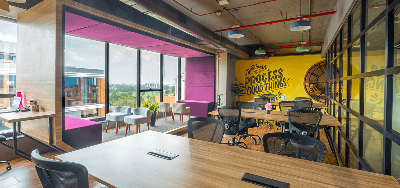 Private Office a DevX Coworking Space