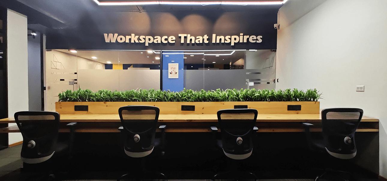 Flexi Hot Desks at DevX Coworking Space