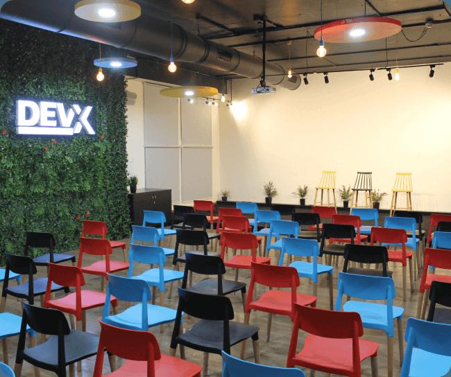DevX - Event rooms in vadodara