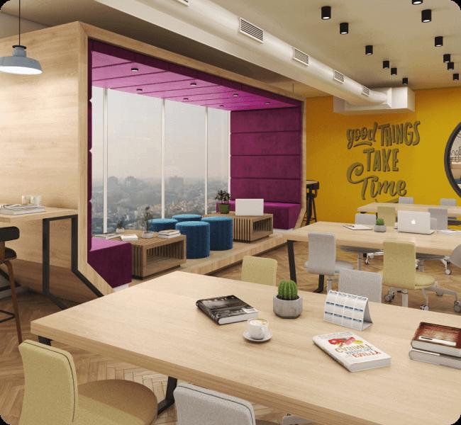 DevX- Flexible Office Desk in Vadodara