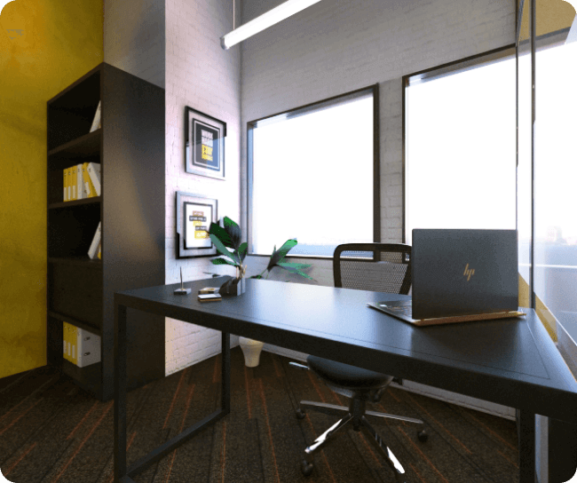 DevX- Manager Cabin space in Vadodara
