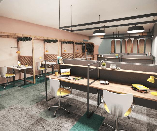 DevX-  fully funished office space in Vadodara