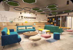 Phi Designs Amazing Startup Office Onterior Designs