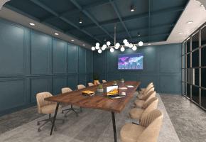 Phi Designs Corporate Office Interior Designs