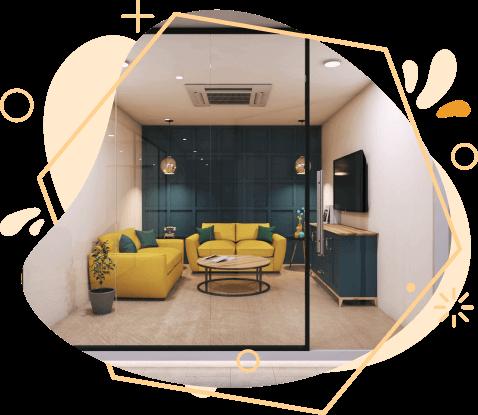 Phi Design Best Office Interior Design