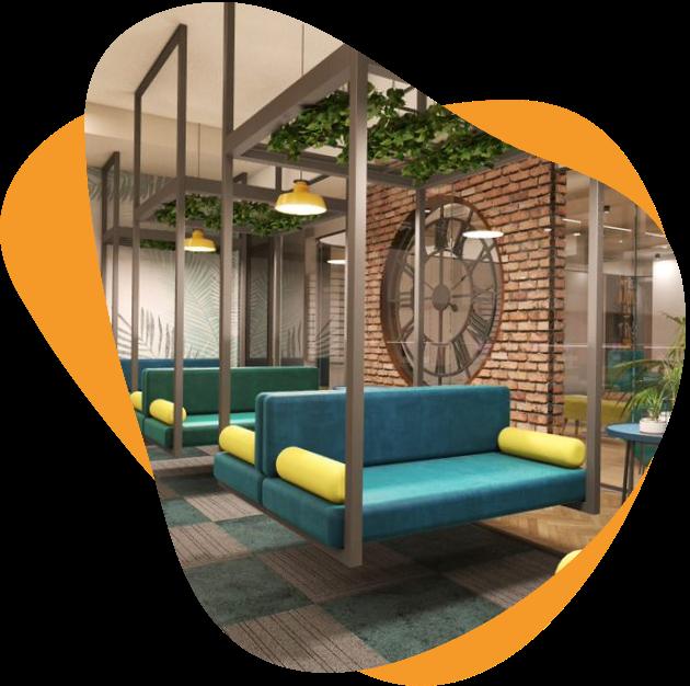 Phi Desing Office Interior Design