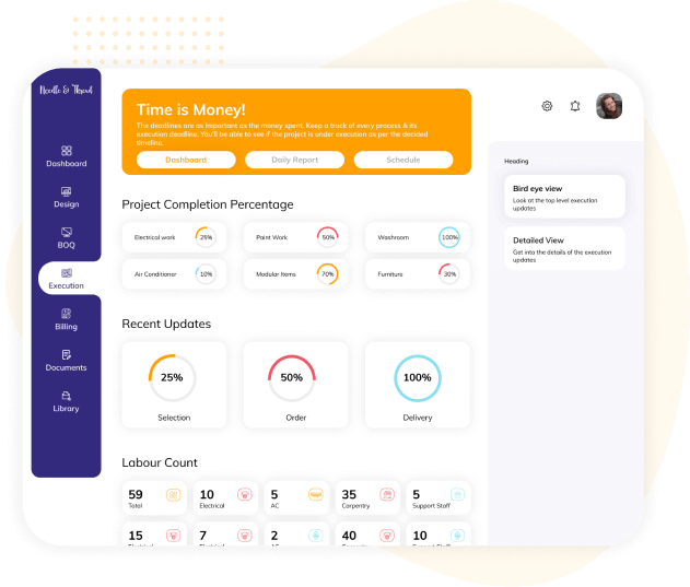 Phi Design - Technology