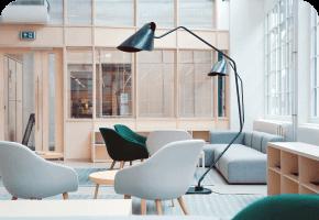 Phi Designs Institutional Centres French Interior Designs