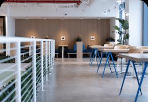 Phi Designs Institutional Centres Modern Interior Designs