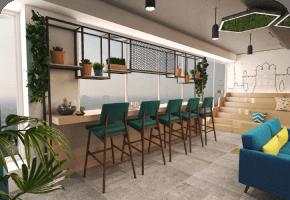 Phi Designs Startup Offices Modern Interior Designs