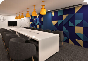 Conference Rooms at DevX Coworking Space