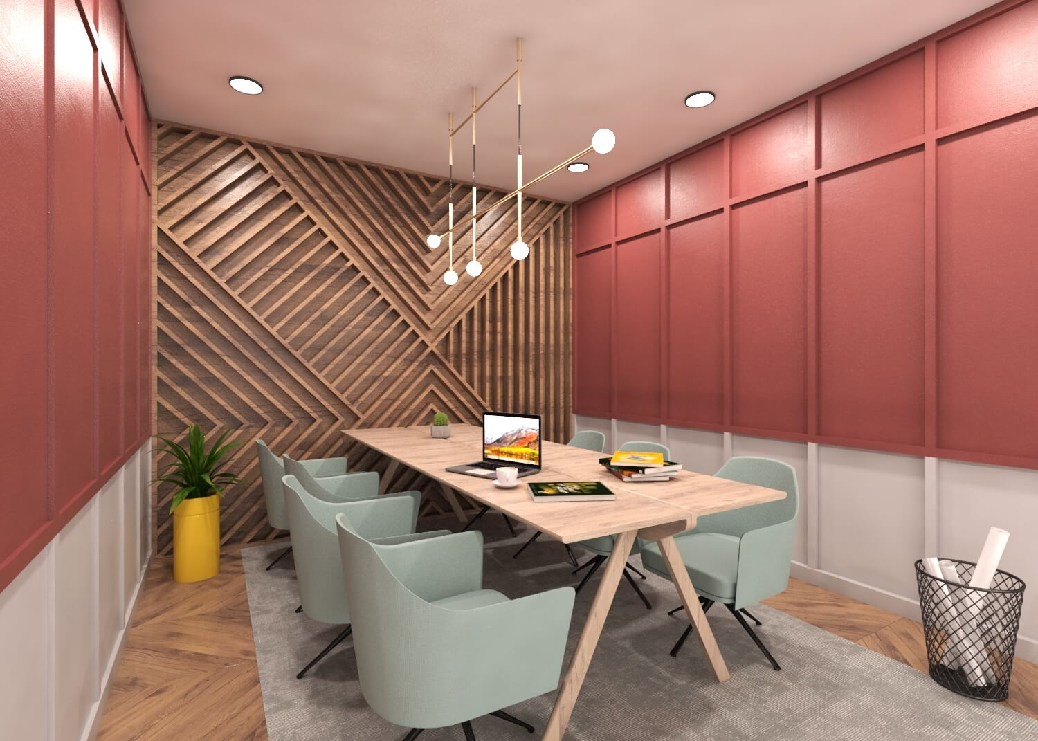 Plug and Play Private Office