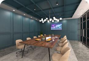 DevX Conference room in Vadodara