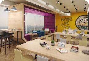 DevX Flexi Desk for Coworking in Vadodara