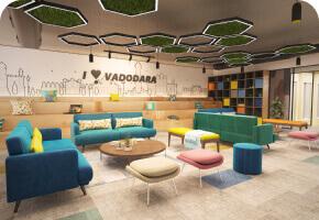 DevX Training room in Vadodara